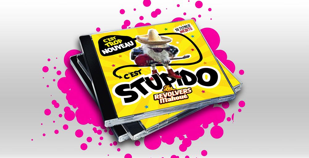 ALBUM STUPIDO