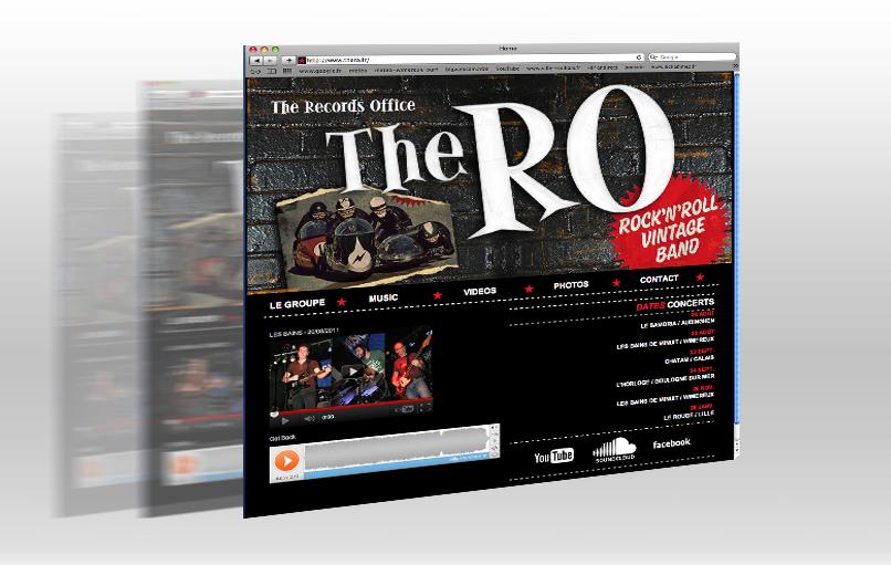 SITE THE RO