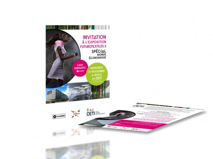 INVIT EXPO CETI - LILLE 3000