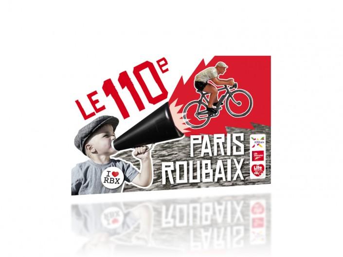 110 ans DU PARIS-ROUBAIX