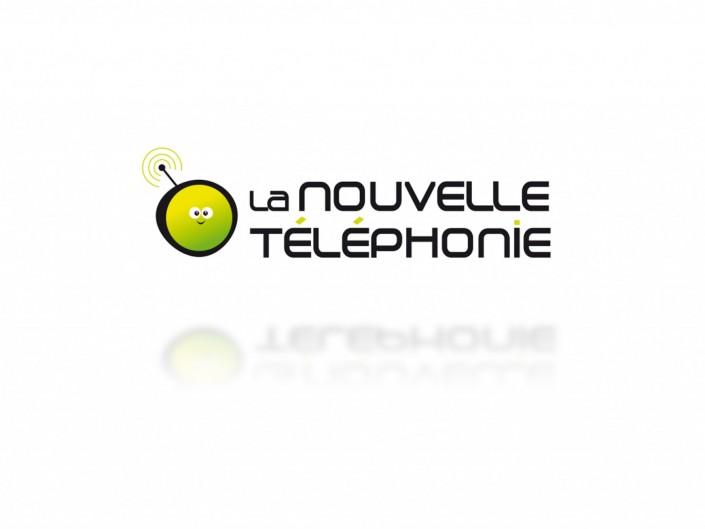 LOGO NOUVELLE TÉLÉPHONIE