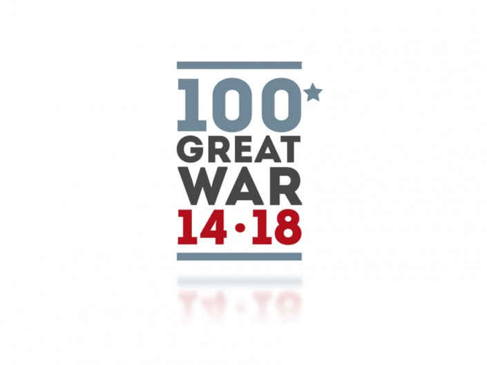 LABEL GREAT WAR 14-18