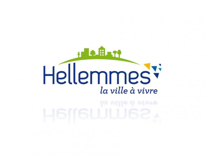 LOGO VILLE D'HELLEMMES