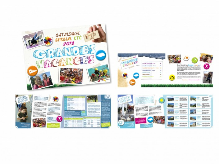 CATALOGUE GRANDES VACANCES